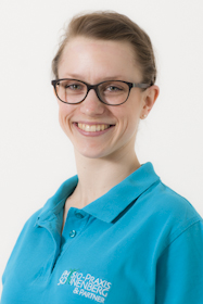 Friederike GräulingPhysiotherapeutin, Bachelor of Science, Master of Science