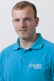 Jan DürrPhysiotherapeut, Bachelor of Physiotherapie